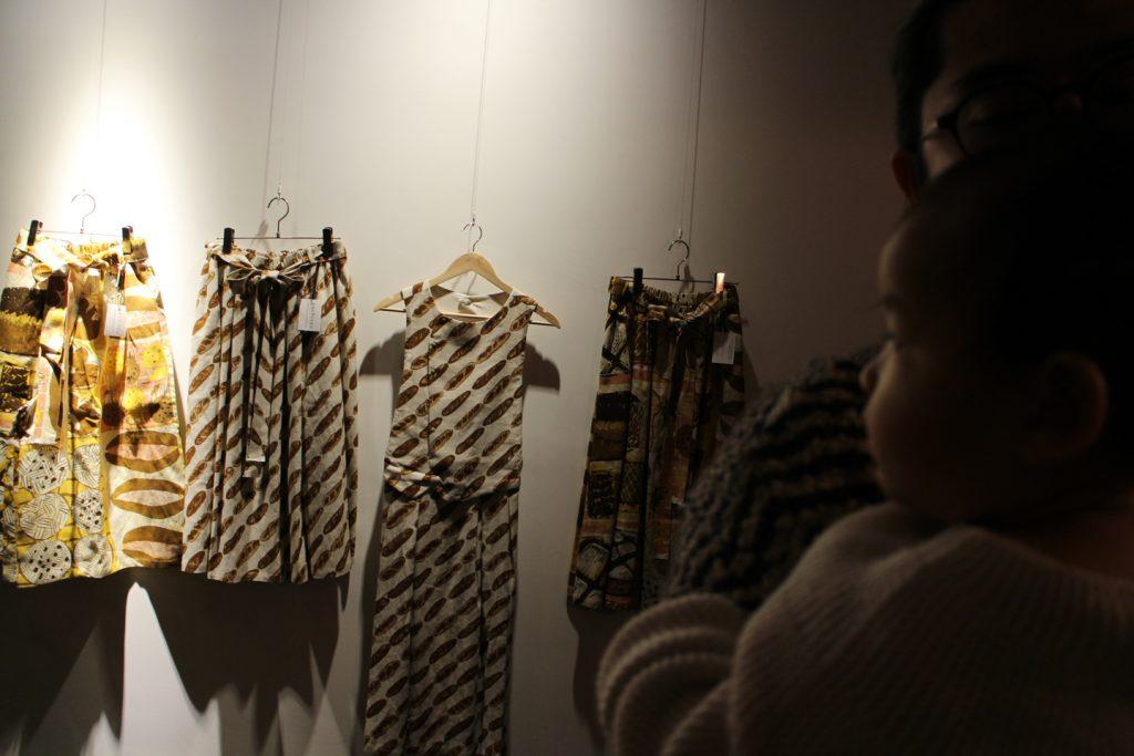 gochisou×パンラボ×BEAVER BREAD×山野ゆり collaboration exhibition