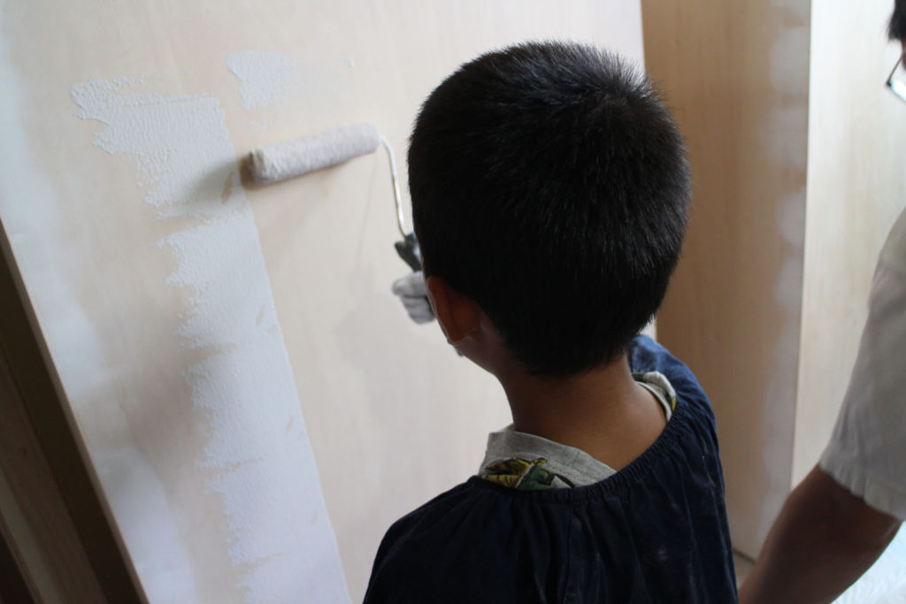 塗装DIY