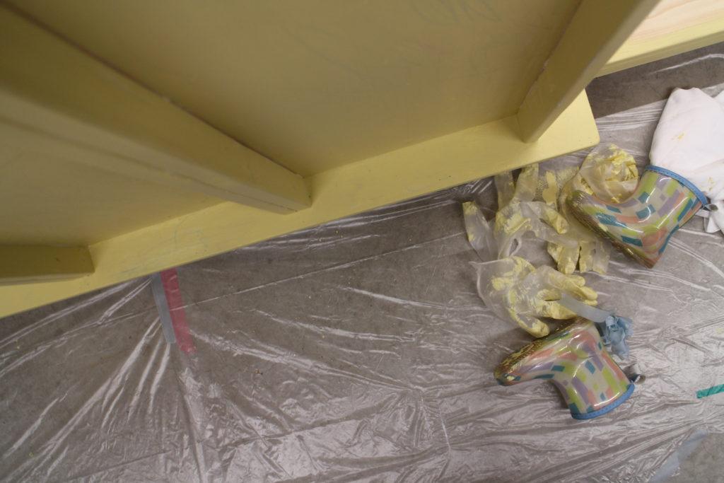 yaehouse2塗装工事